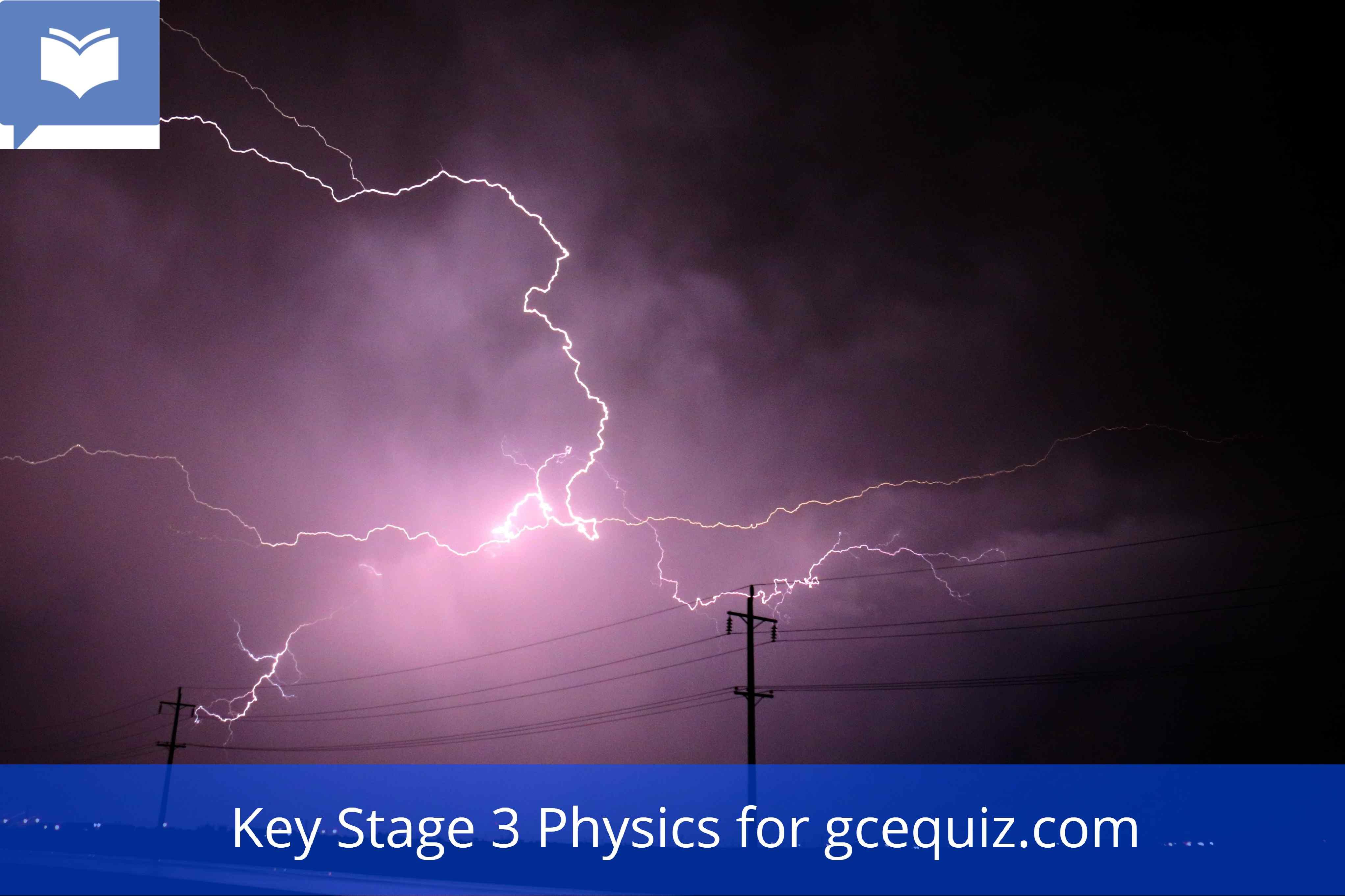 KS3 physics quiz