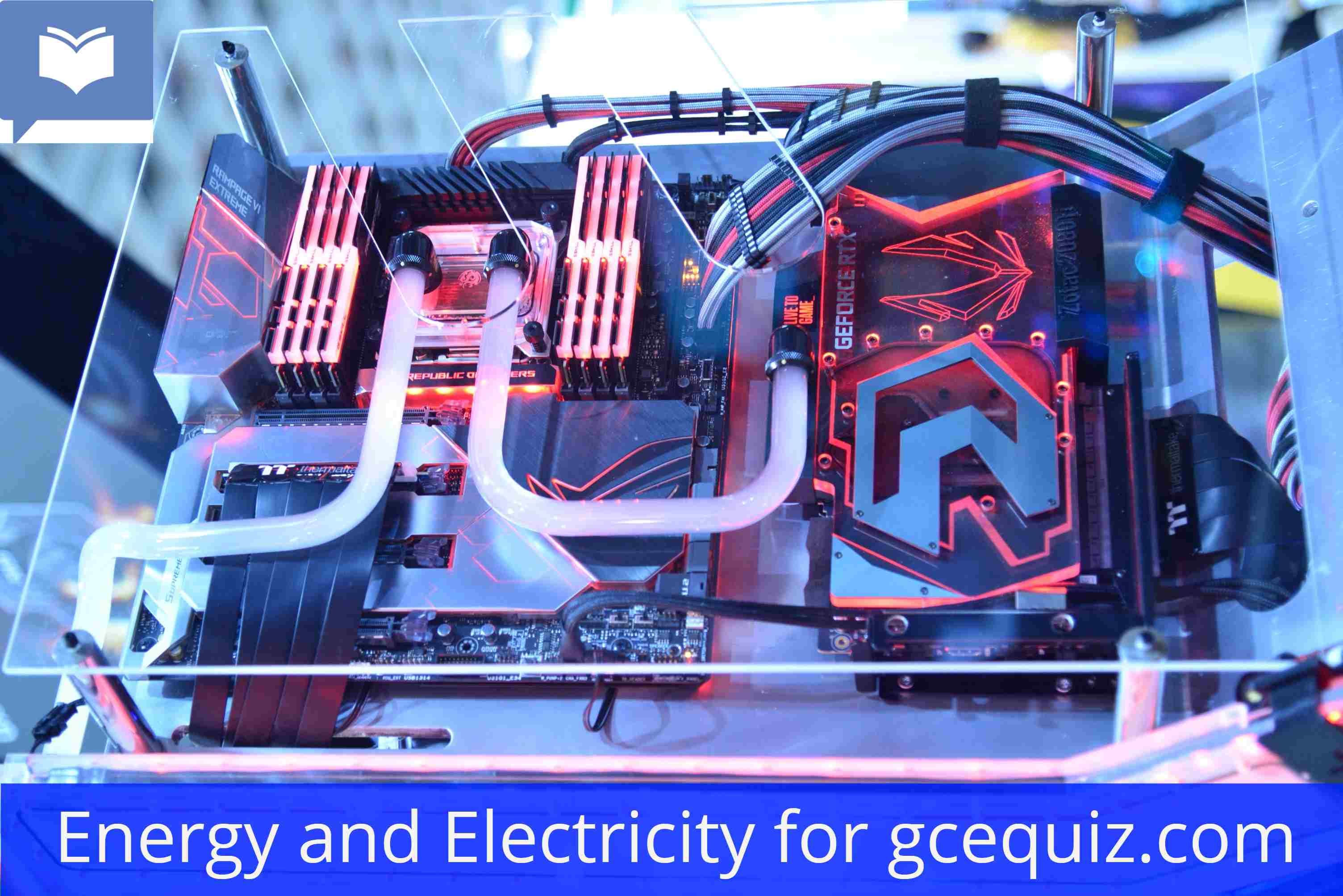 A level Energy and Electricity Quizzes