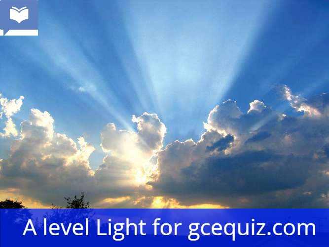 A level Light Quizzes