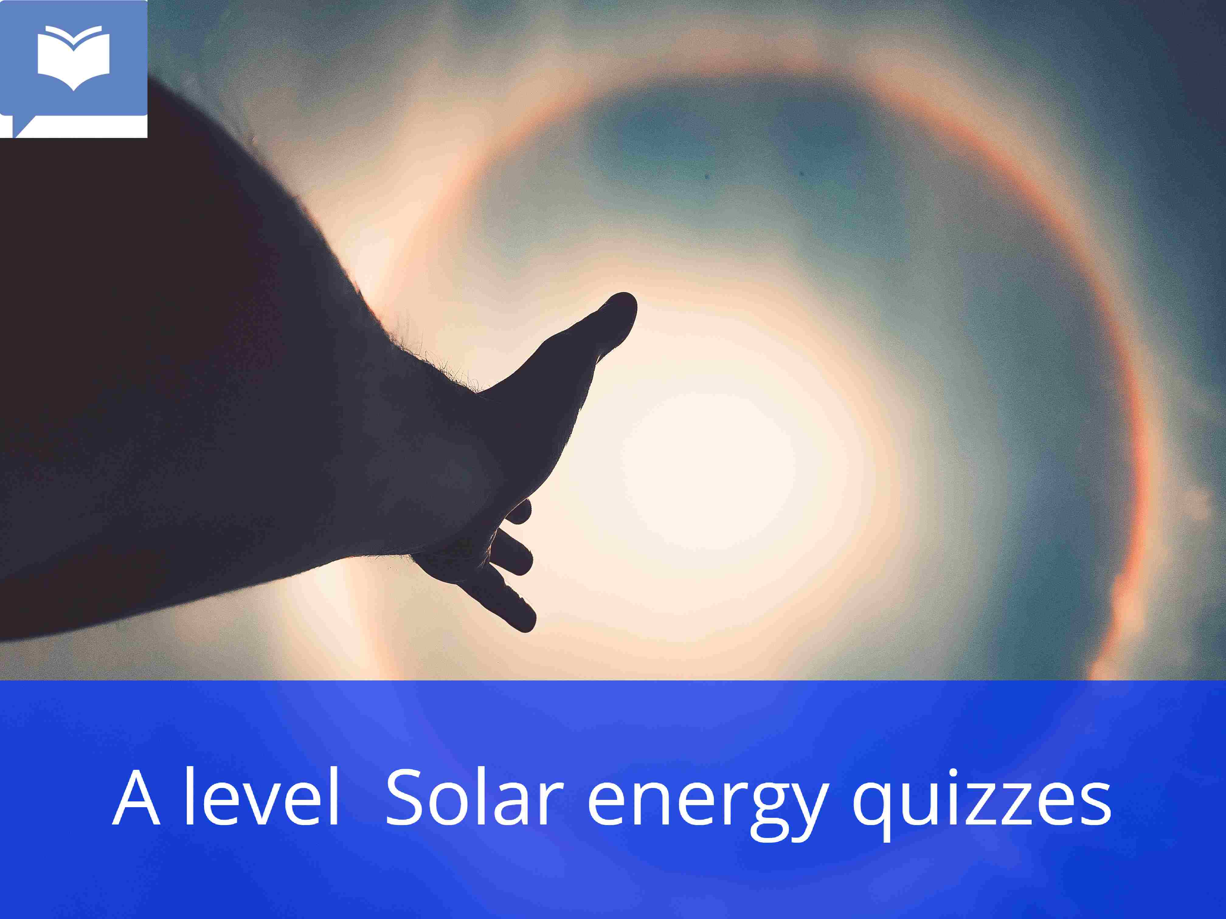 A level Solar System Quizzes