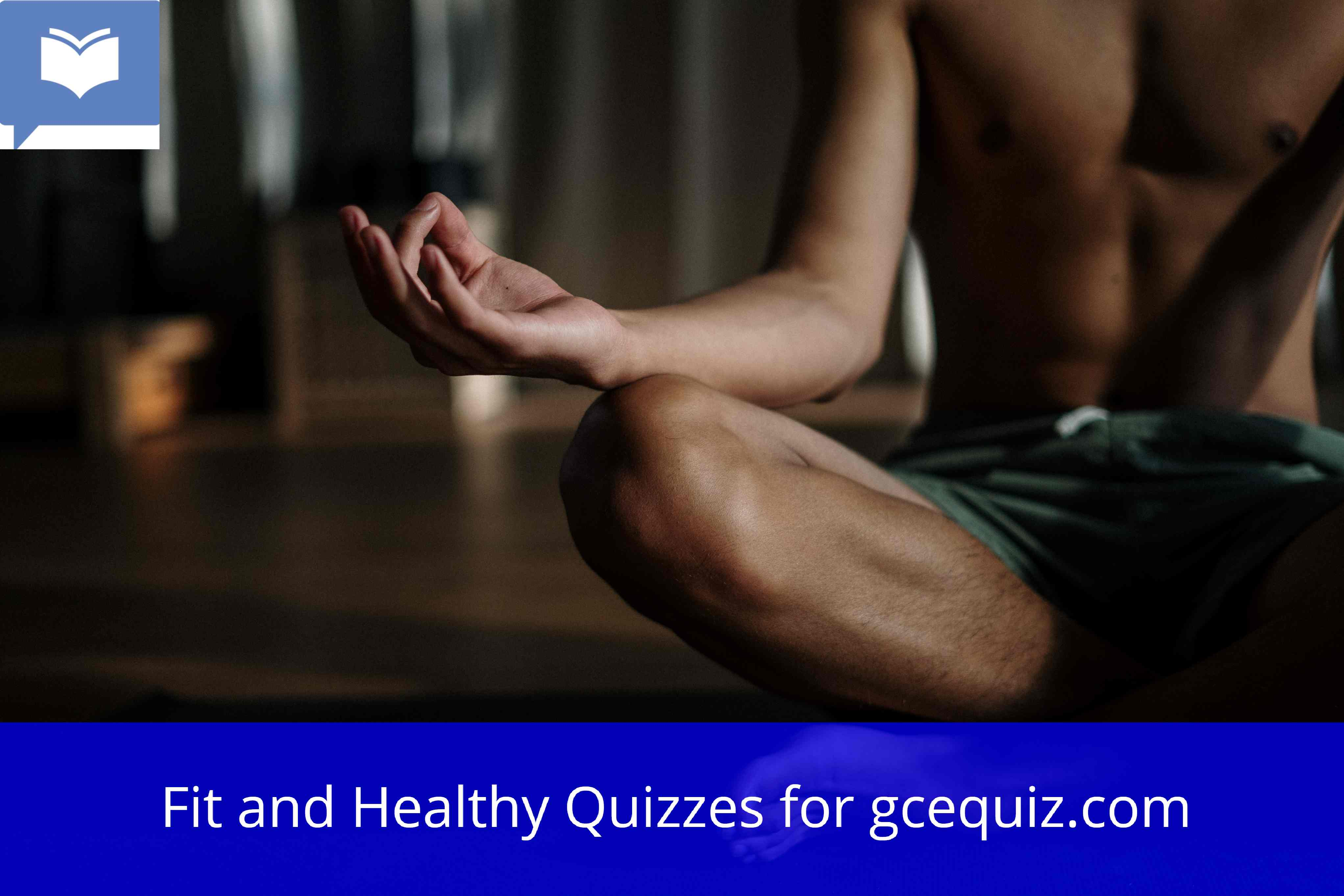 Fit and healthy quiz
