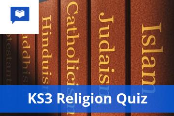 KS3 Religion quiz
