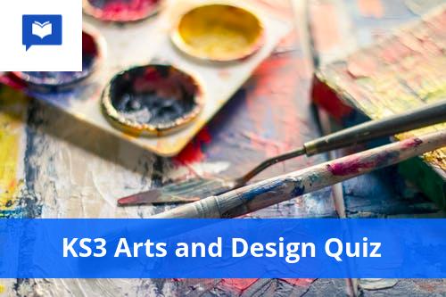 KS3 Arts and Design quiz