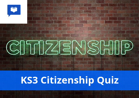 KS3 Citizenship quiz