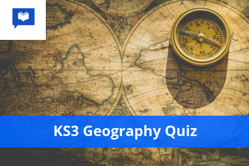 KS3 Geography quiz