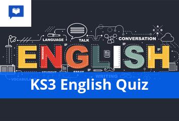 KS3 English quiz