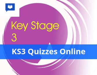 KS3 quizzes online