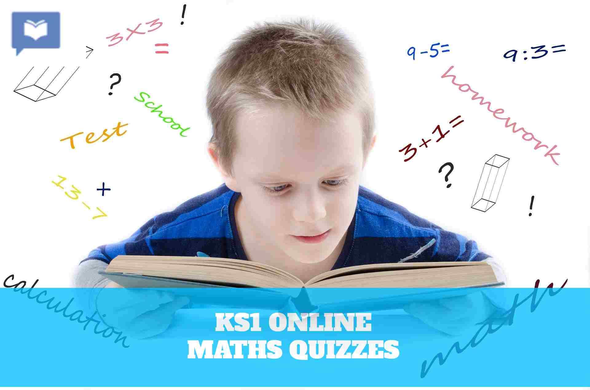 KS1 Maths Quizzes