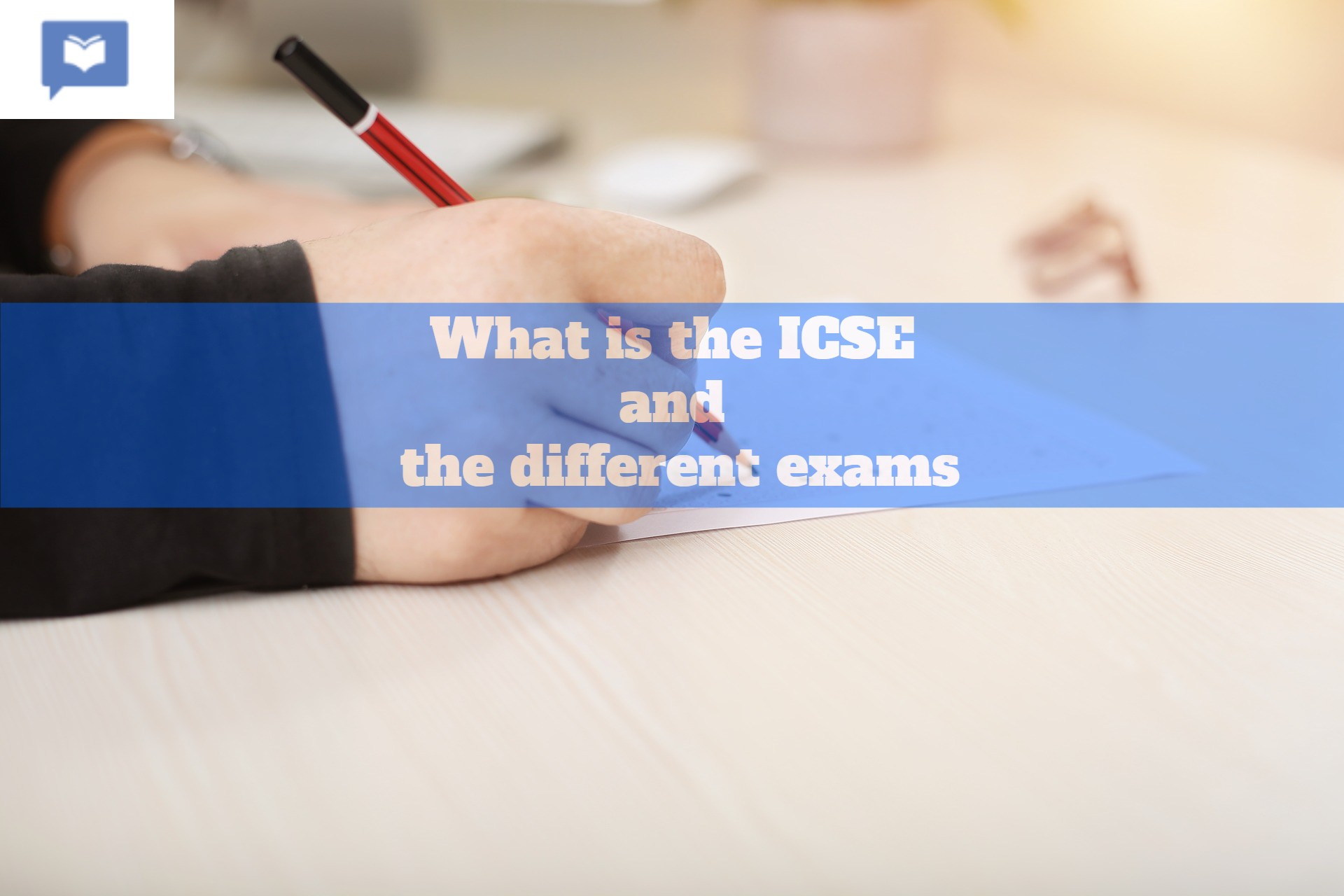 What is the ICSE and the different exams