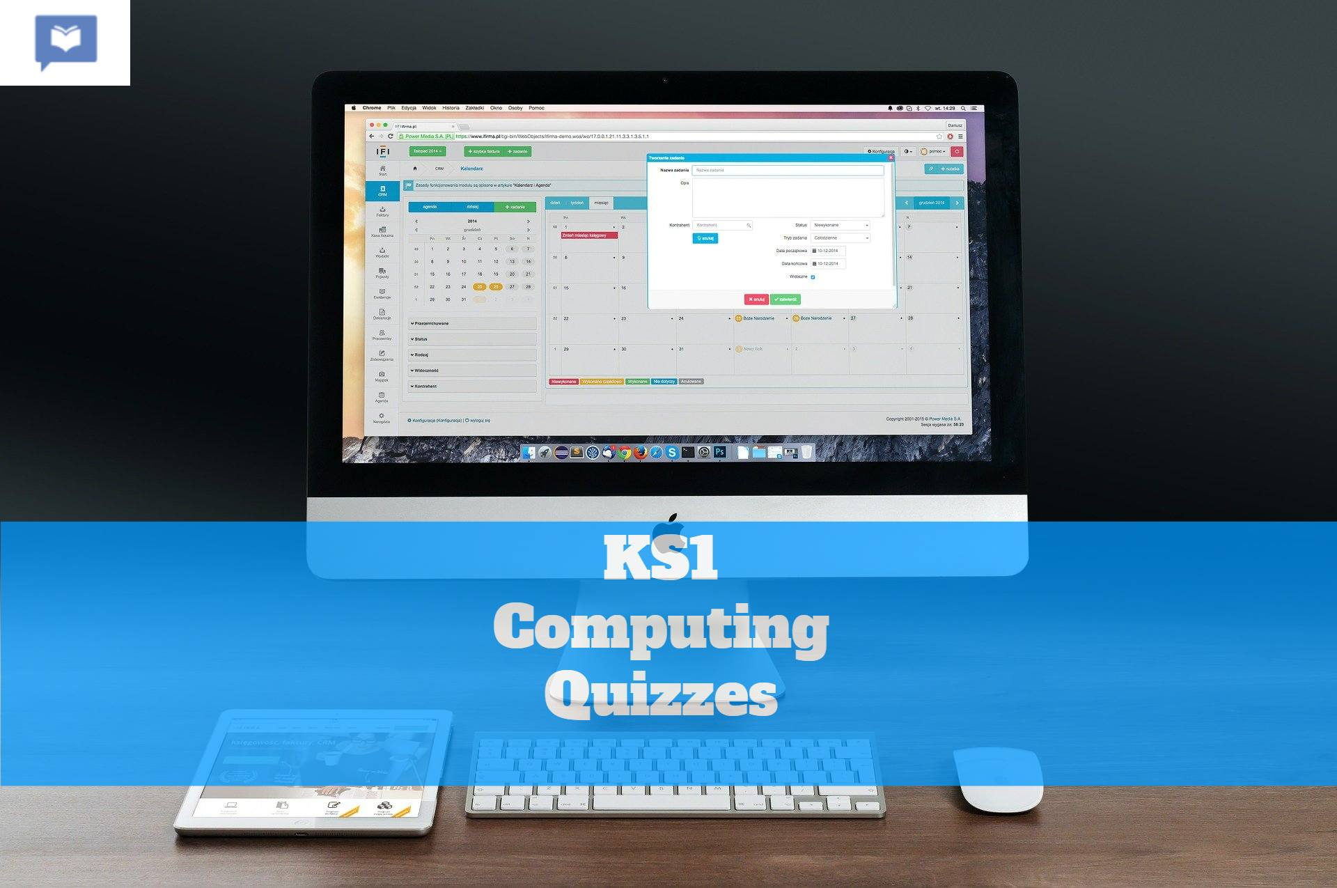 KS1 Computing Quizzes