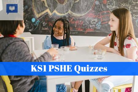 Ks1 PSHE Quizzes